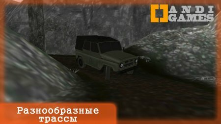 UAZ 4x4 Offroad Simulator [v 2.0.4]